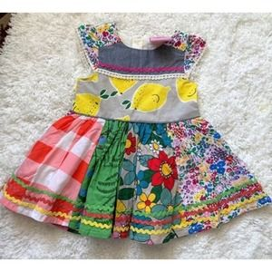 Cutey Couture Baby Girl dress   6-12 Mos